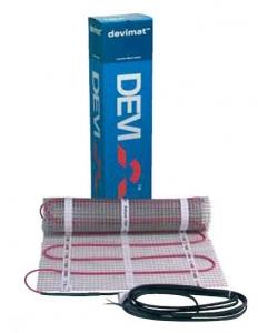 Фото Нагревательные маты двухжильные экранированные DEVIcomfort 150T (DTIR-150)