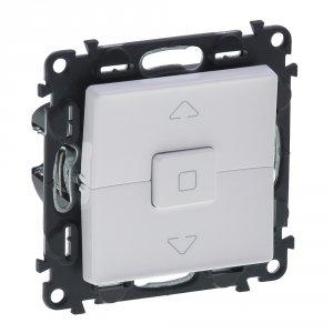 Механизм управления приводами с блокировкой двухклавишный 10 А, 250 В~