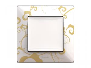 Рамки цвет ампир белый 1—5 постов