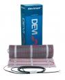 Нагревательные маты двухжильные экранированные с тефлоновой изоляцией DEVImat 150T (DTIF-150)