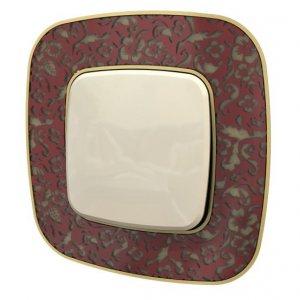 Рамки цвет барокко Пурпур 1-5 постов Valena Allure