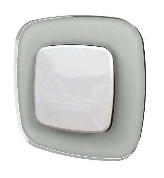 Фото Рамки цвет белое стекло 1—5 постов Valena Allure