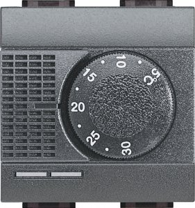 Терморегулятор для систем «Теплый пол», 2 модуля