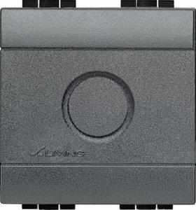 Фото Заглушка декоративная с выламываемой вставкой, 2 модуля