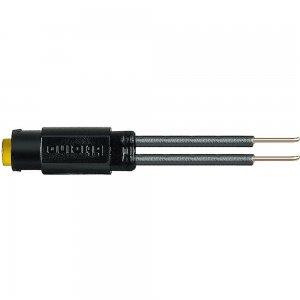 Лампочка для подсветки светодиодная (цвет янтарный) 0,15 мА, 230 В~