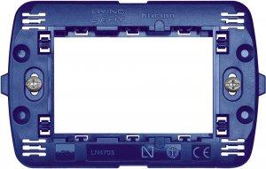 Фото Суппорт 3 модуля итальянский стандарт