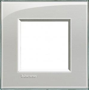 Фото Рамки пластиковые цвет серое небо немецкий и итальянский стандарт