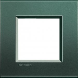 Рамки металлические цвет зеленый шелк немецкий и итальянский стандарт