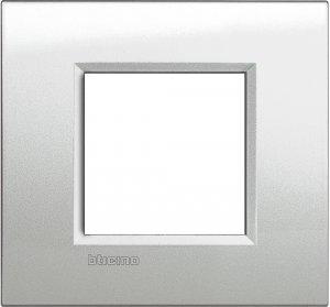 Фото Рамки металлические цвет лунное серебро немецкий и итальянский стандарт