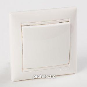Рамки цвет белый 1—5 постов Valena
