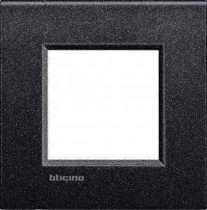 Фото Рамки металлические цвет черная лава немецкий стандарт