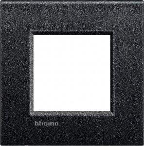Рамки металлические цвет черная лава итальянский стандарт
