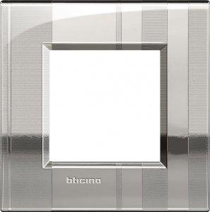 Фото Рамки металлические декорированные принтом ленты итальянский стандарт