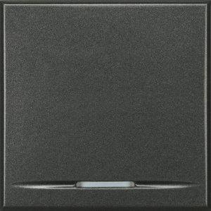 Фото Выключатель одноклавишный 2 модуля, 16 А, 250 В~, автоматические клеммы