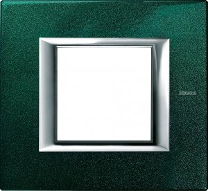 Рамки металлические лакированные цвет малахит немецкий и итальянский стандарт