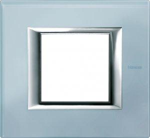 Рамки голубое стекло немецкий и итальянский стандарт