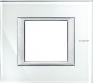 Рамки стеклянные цвет Whice немецкий и итальянский стандарт