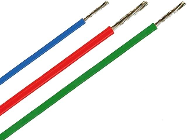 Термостойкий гибкий провод в силиконовой изоляции SIF