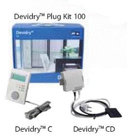 Фото Набор DEVIdry Plug Kit 100