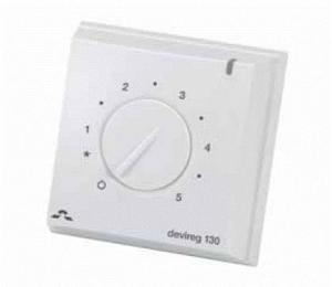 Терморегулятор электронный Devireg™ 132