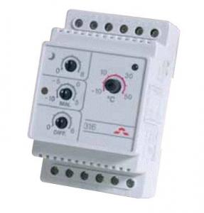 Фото Терморегулятор электронный на шину DIN Devireg™ 316
