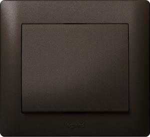 Рамки Legrand Galea Life, цвет темная бронза 1—5 постов