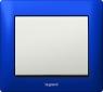 Рамки металлические Legrand Galea Life, цвет синий (Magic Blue) 1—3 поста
