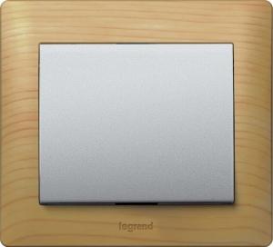 Рамки деревянные Legrand Galea Life, цвет клен (Maple) 1—5 постов