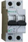 Автоматические выключатели двухполюсные Eaton (Moeller) PL6 тип В