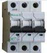 Автоматические выключатели трехполюсные Eaton (Moeller) PL6 тип В