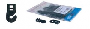 Фото Крепление пластиковое Deviclip™ Roofhook