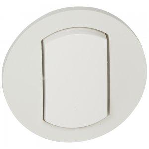 Одноклавишный выключатель, влагозащищенный (IP44)