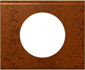 Рамки металлические цвет патина феррум 1—4 поста
