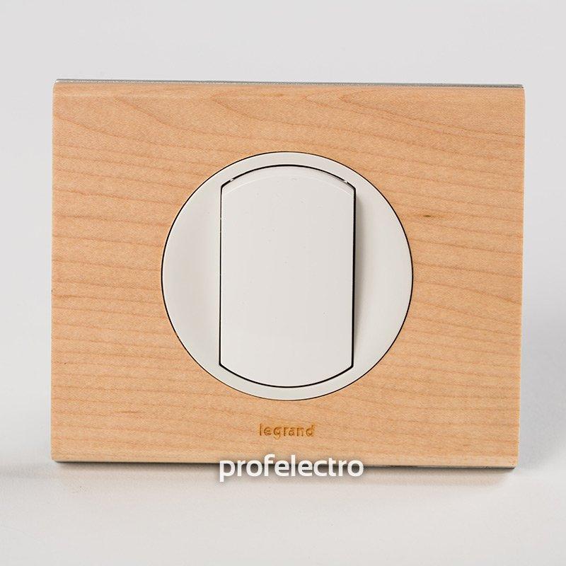 Рамки деревянные клен 1-5 постов Celiane