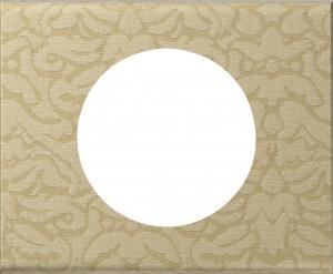 Рамки текстиль орнамент 1—4 поста