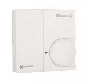 Фото Комнатный контроллер с датчиками температуры и влажности